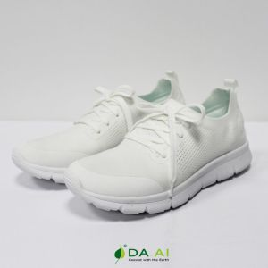 飛織防穿刺修賢白鞋_DA.AI Eco Fly Woven White Shoes